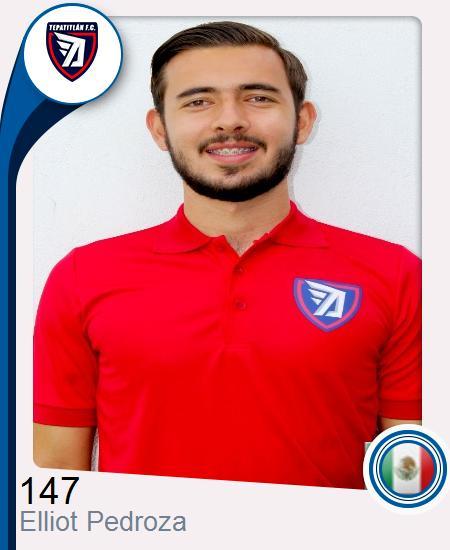 Elliot Alessandro Pedroza Padilla