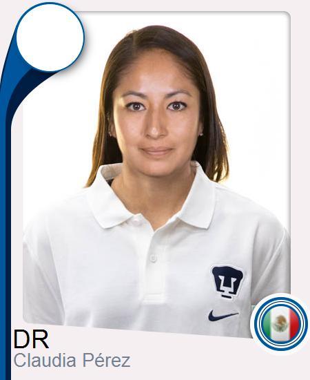 Claudia Carolina Pérez Castro