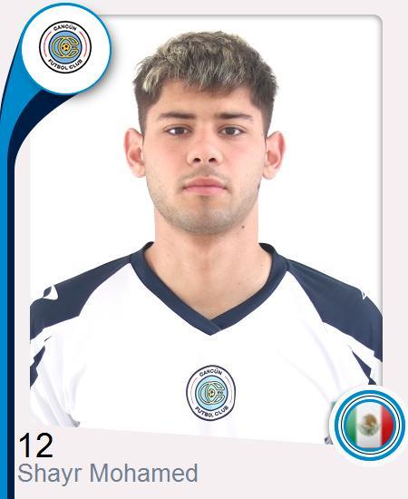 Shayr Mohamed González