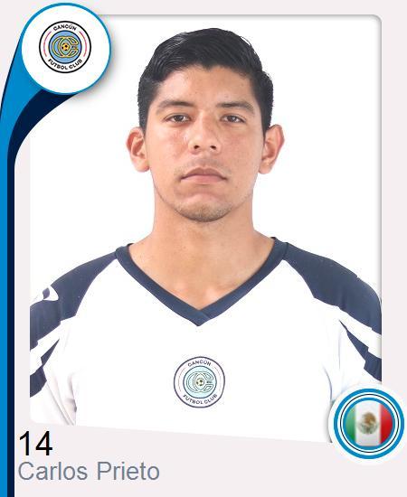 Carlos Arturo Prieto Flores