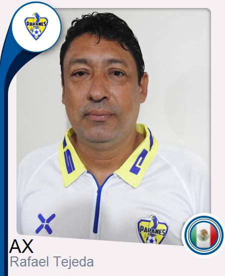 Rafael Arturo Tejeda Arellano