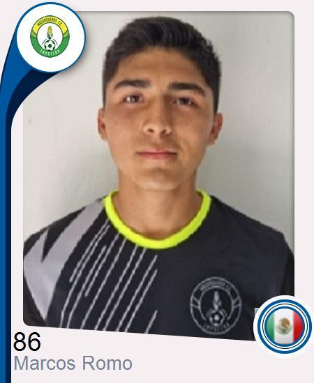 Marcos Uriel Romo Miranda