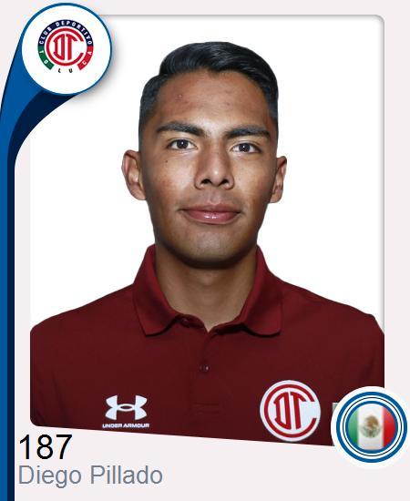 Diego Israel Pillado Hernández