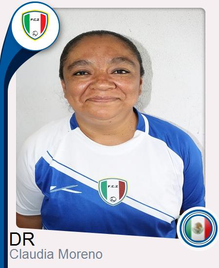 Claudia Verónica Moreno Valdez