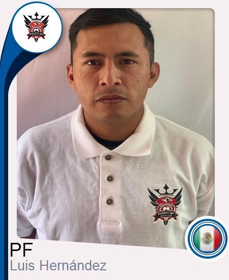 Luis Arturo Hernández Patlán
