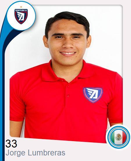 Jorge Francisco Lumbreras Romero