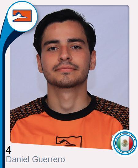 Daniel Guerrero Escalante