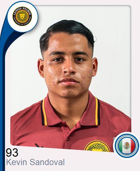 Kevin Fernando Sandoval Ramos