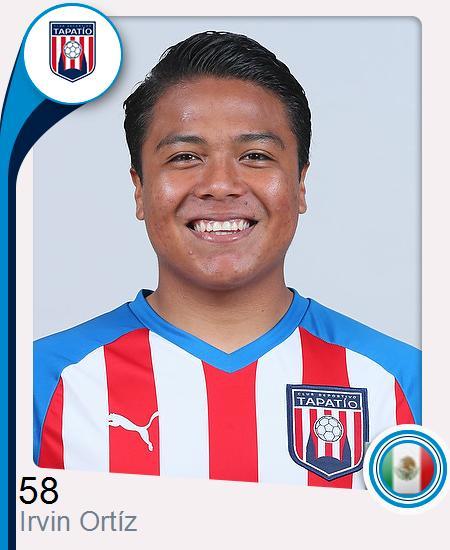 Irvin Jair Ortíz Peláez