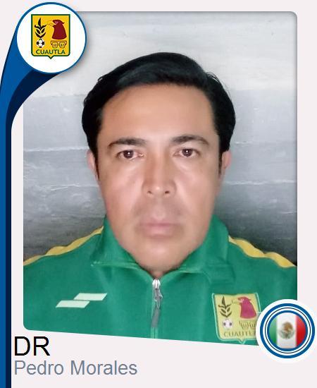 Pedro David Morales López