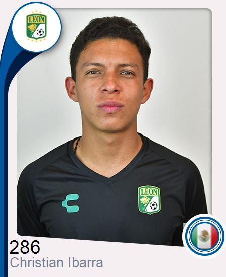 Christian Uriel Ibarra Cedillo