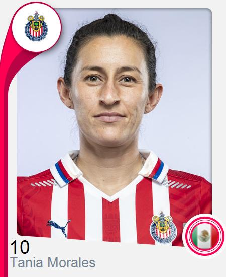 Tania Paola Morales Bazarte