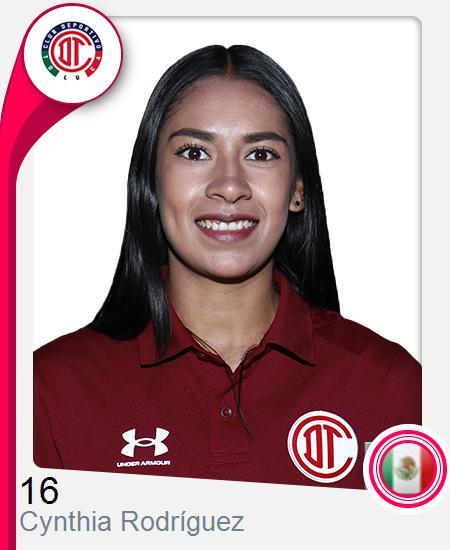 Cynthia Mariana Rodríguez Larios