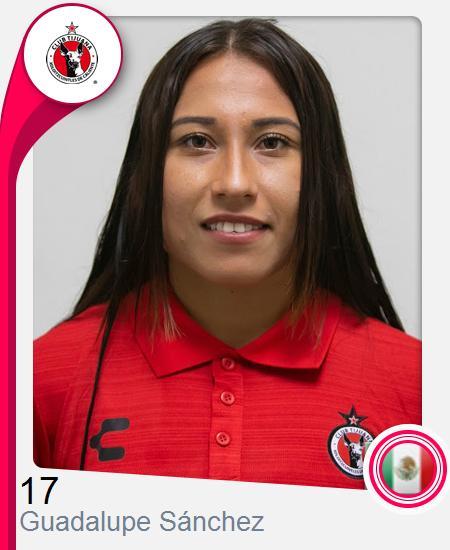 Guadalupe Vanessa Sánchez López