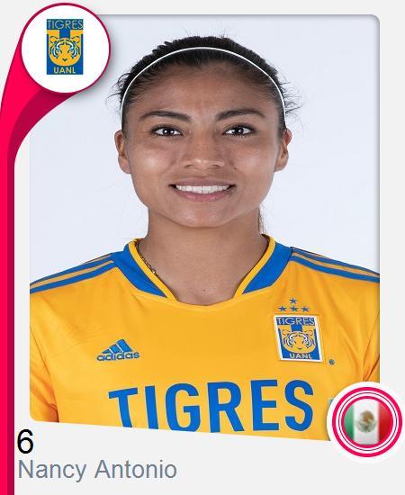 Nancy Guadalupe Antonio López