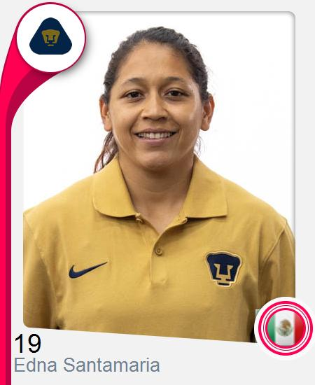 Edna Fabiola Santamaria Orduña
