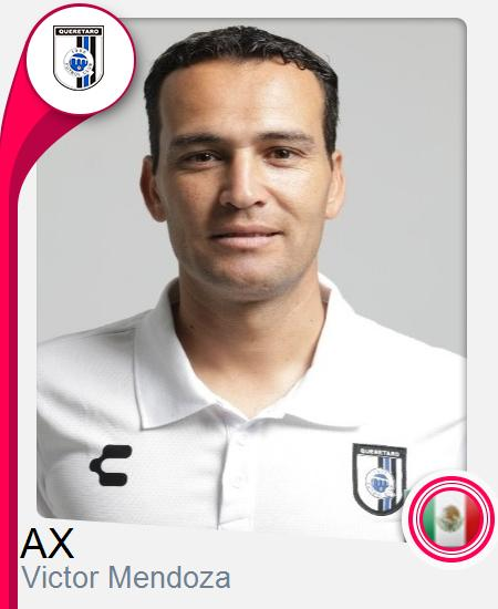 Víctor Alejandro Mendoza Flores