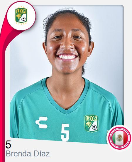 Brenda Esmeralda Díaz Ojeda