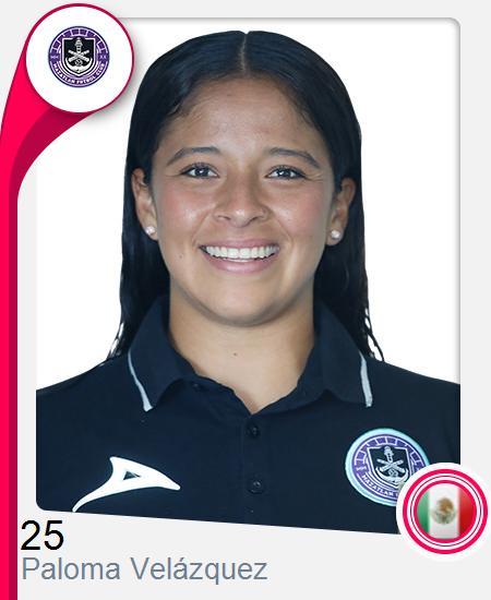 Paloma Sugey Velázquez Mendoza