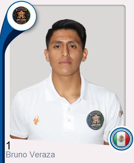 Bruno De Jesús Veraza García