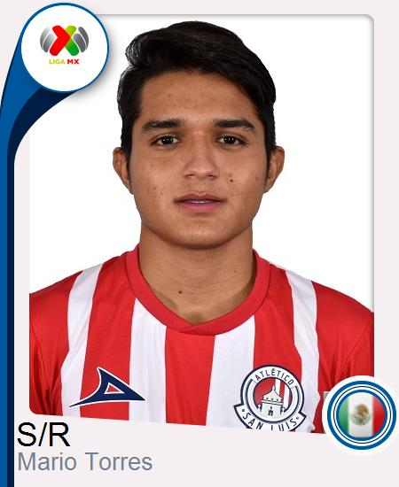 Mario Alberto Torres Quiroz