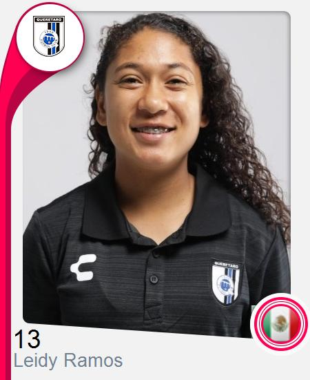Leidy Lizeth Ramos Martínez