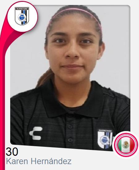 Karen Elizabeth Hernández Pérez
