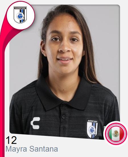 Mayra Alejandra Santana Estrada
