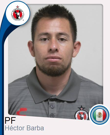 Héctor Alberto Barba Rodríguez