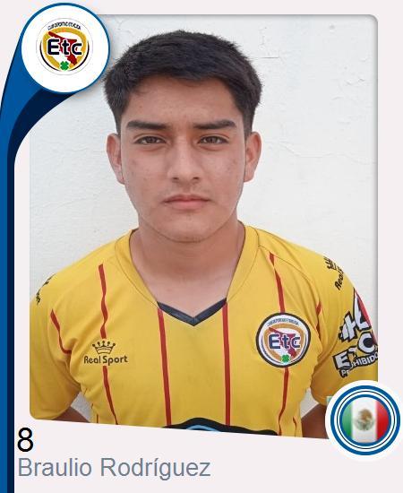 Braulio Daniel Rodríguez Rodríguez