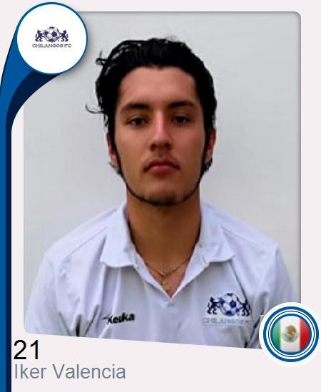 Iker Antonio Valencia Valencia