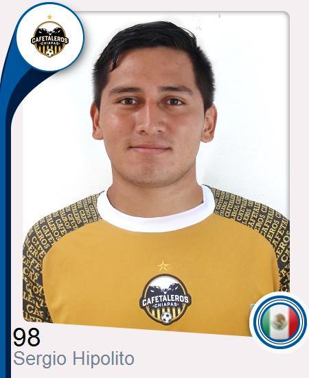 Sergio Alexander Hipolito Valencia