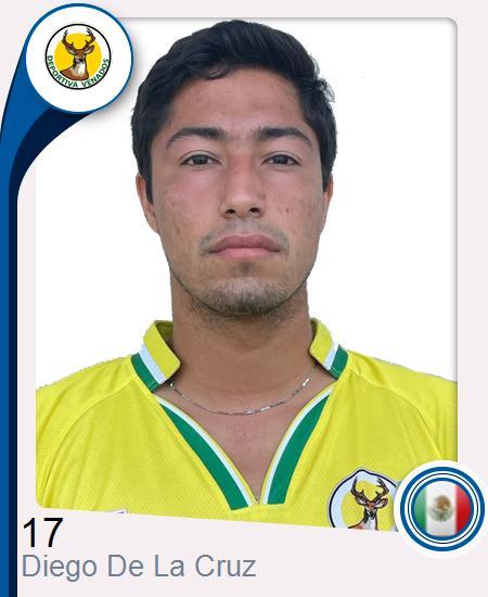 Diego Alejandro De La Cruz Romero