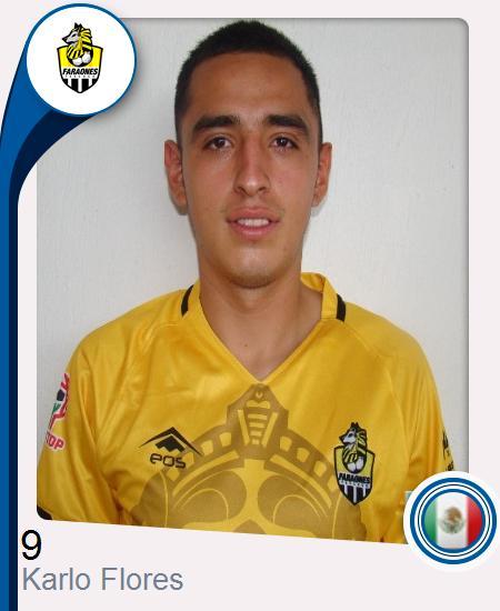 Karlo Gerardo Flores Peredo
