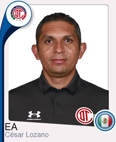 César Amado Lozano Figueroa