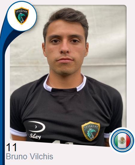 Bruno Marconi Vilchis Carrasco