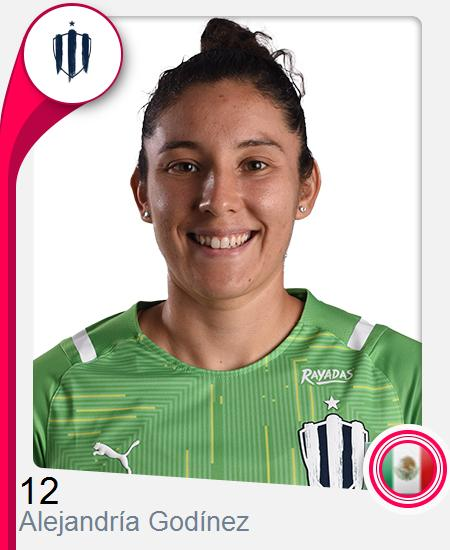 Alejandría Godínez Herrera