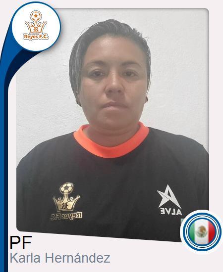 Karla América Hernández Burgos