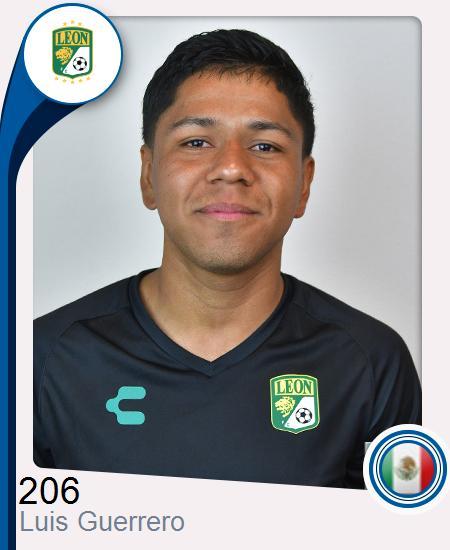 Luis Mario Guerrero Reynoso