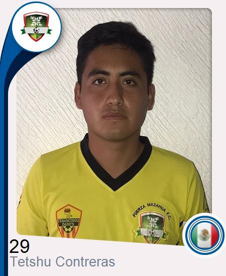Tetshu Miguel Contreras Romero