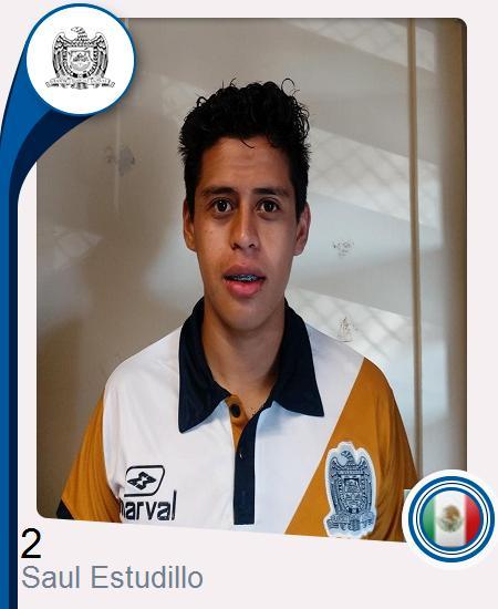 Saúl Osmar Estudillo García