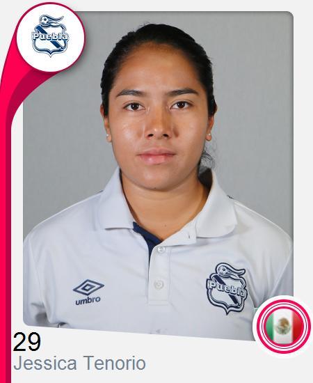 Jessica Liliana Tenorio García