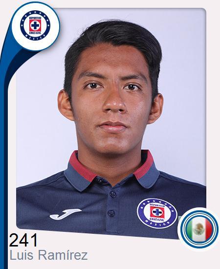 Luis Mayolo Ramírez Perusquía