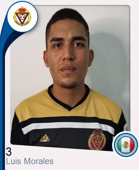 Luis Diego Morales Mendoza