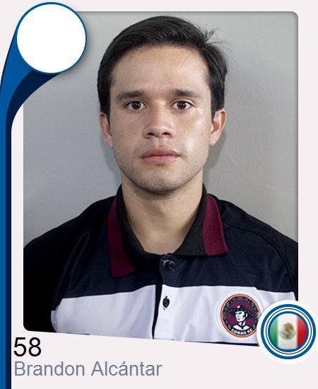 Brandon Alcántar Chávez