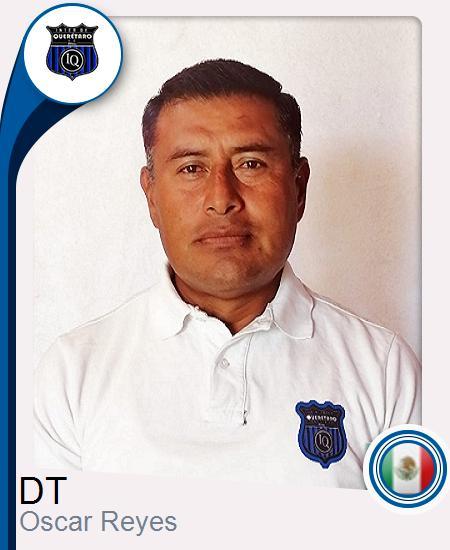 Oscar Reyes Gómez