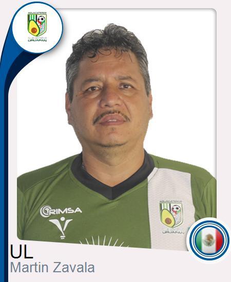Martín Zavala Aguilar