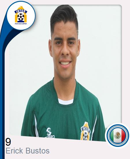 Erick Ubaldo Bustos Aguilar