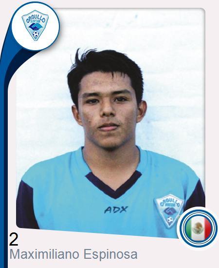 Maximiliano Espinosa Hernández
