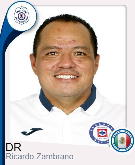 Ricardo Antonio Zambrano Rosales